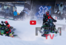 Awesome Snow Mobile Racing Footage